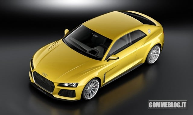 Audi Sport quattro Concept - 0