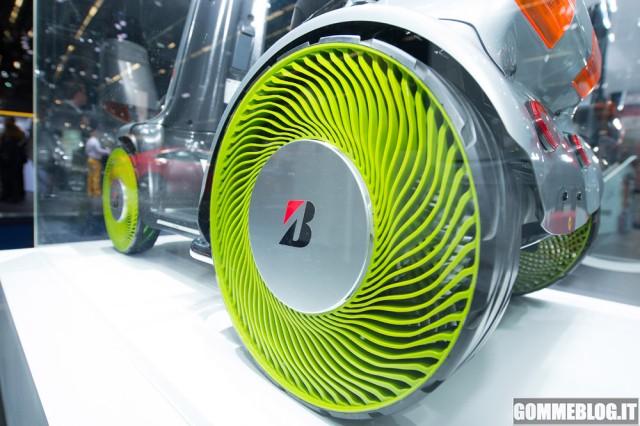 Gomme Bridgestone: le Novità al Salone di Francoforte 2013 2