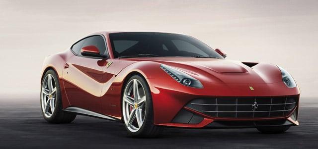 Ferrari F12berlinetta sceglie pneumatici Bridgestone Potenza S007