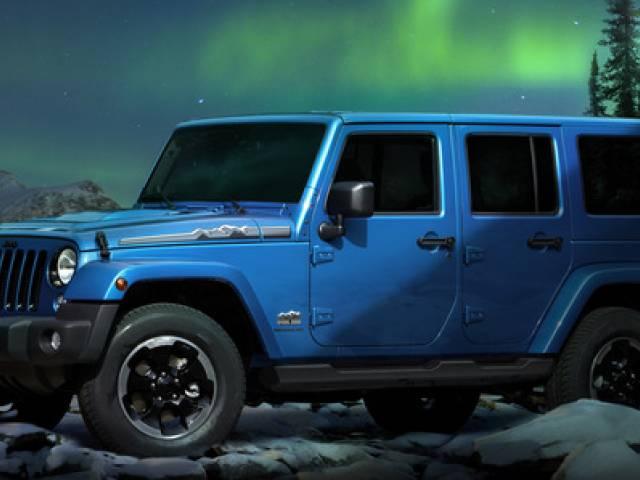 Nuova Jeep Wrangler Polar: Debutta al Salone Internazionale di Francoforte 2013