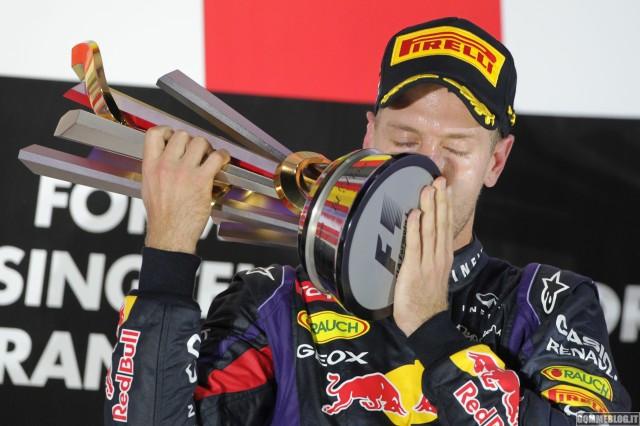 Formula 1: in India Vettel è Campione del Mondo