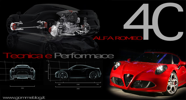 Alfa Romeo 4C: REPORT COMPLETO su Tecnica e Performance [VIDEO] [FOTO]