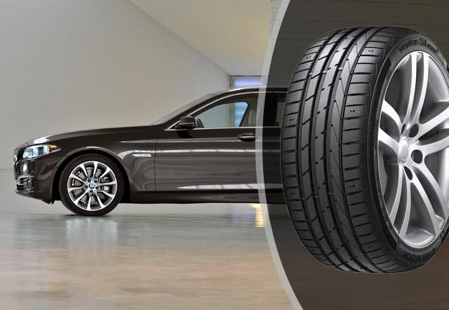 Pneumatici BMW: Gomme Hankook Ventus S1 evo2 come 1° equipaggiamento