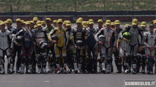 "Al via ""Dunlop Moto Academy"""