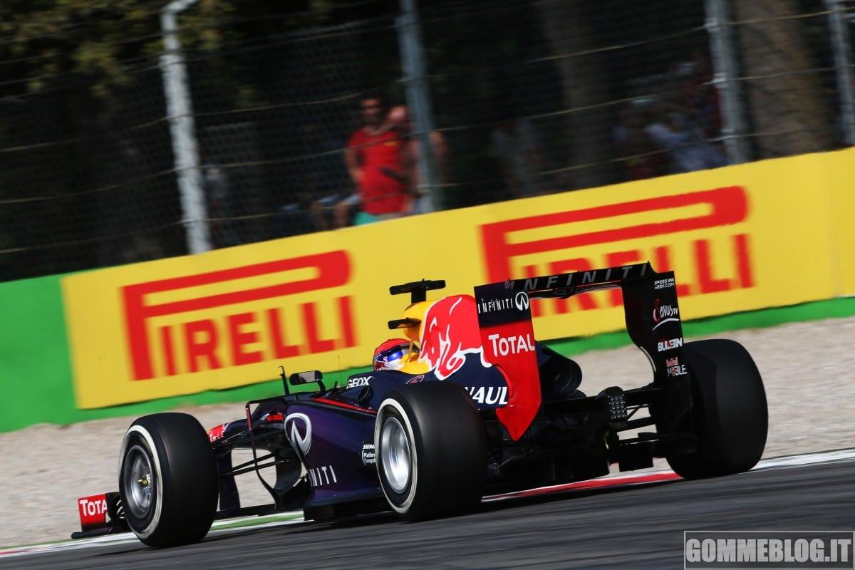 Formula 1: Gran Premio d'Italia 2013 – Qualifiche