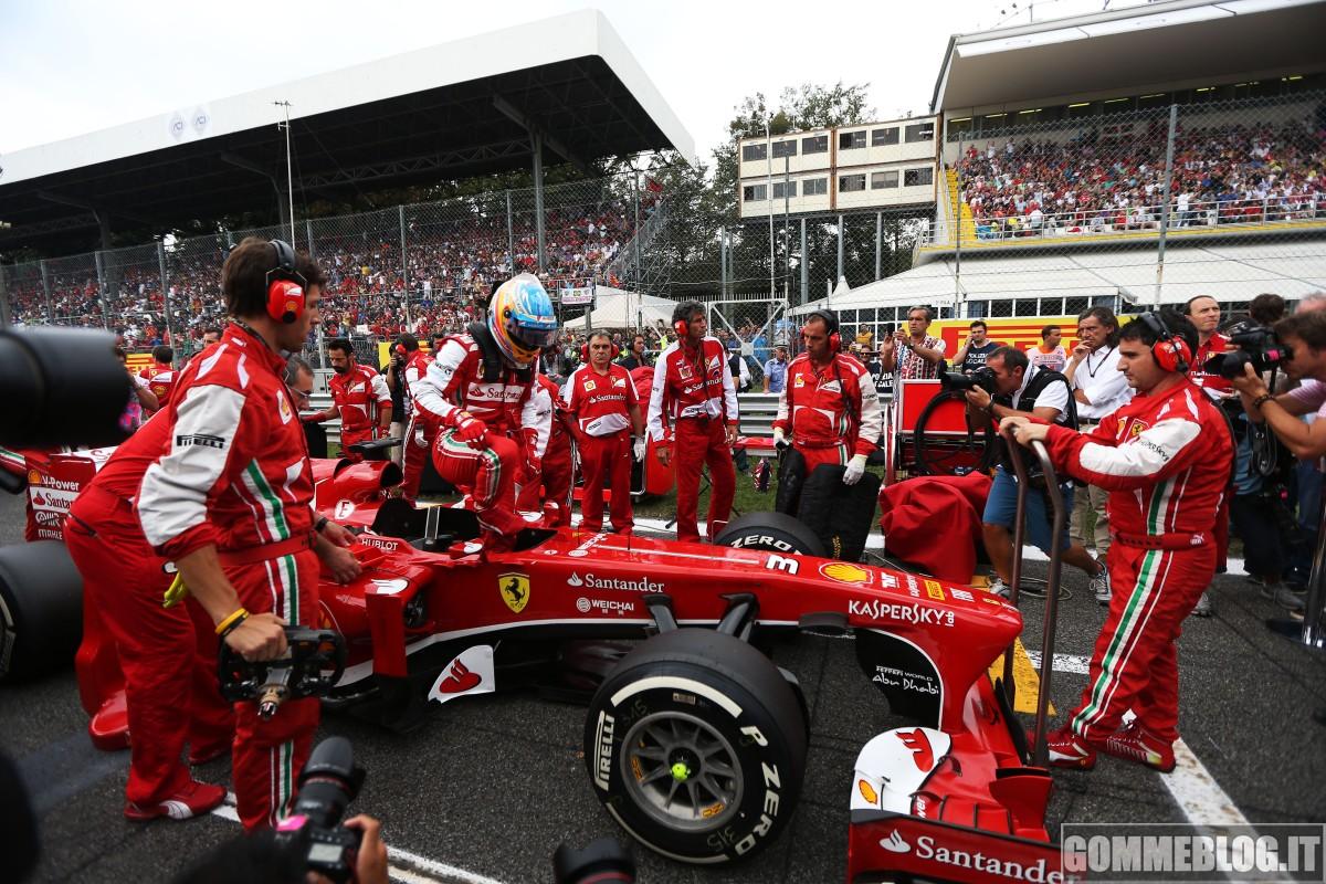 Formula 1: Alonso MAGNIFICO a Monza