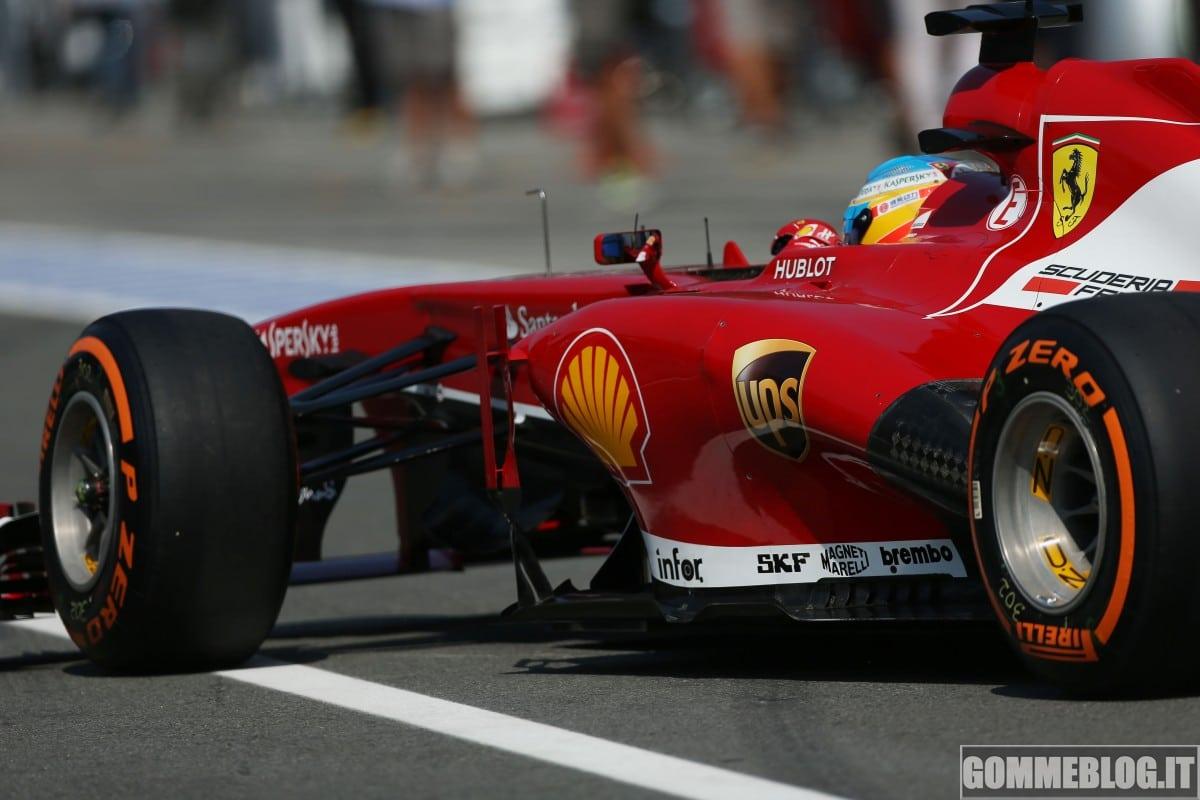 Formula 1: Gran Premio d'Italia 2013 – Prove libere