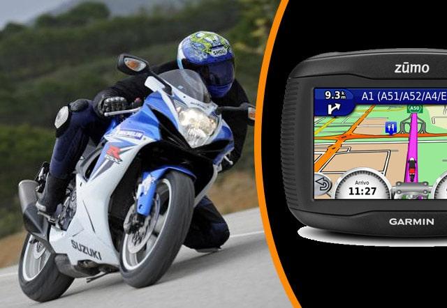 Pressione Pneumatici Moto: arriva Garmin Zumo 390LM con sistema TPMS