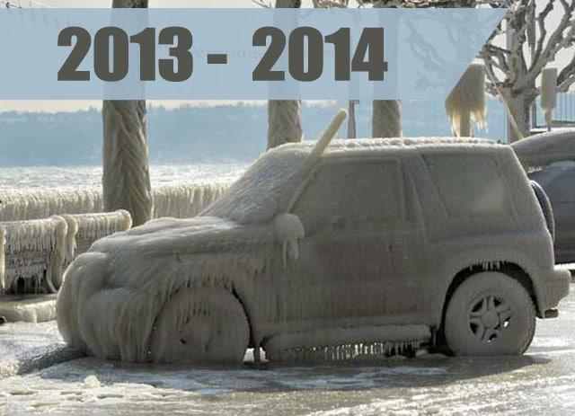 Inverno 2013 – 2014: sarà il più gelido dall'inizio del XX secolo