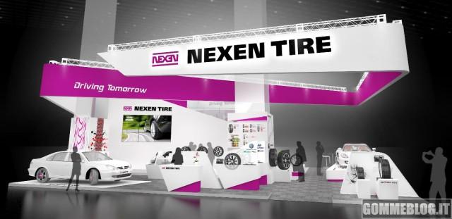 Nexen Tire: per la prima volta al Salone di Francoforte