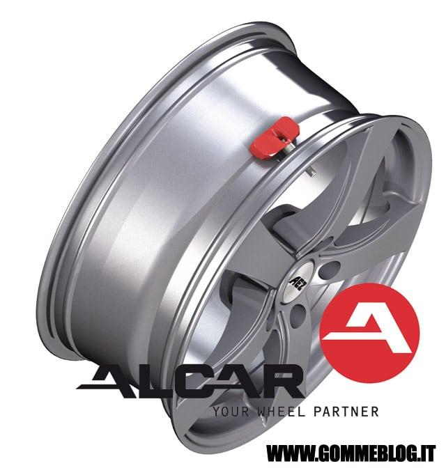 Sistemi di monitoraggio della pressione pneumatici TPMS: AEZ, DOTZ, DEZENT, ENZO sono conformi 2