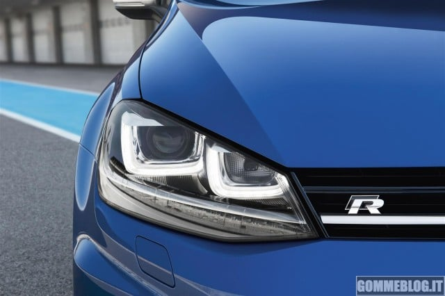 Nuova VW Golf R: TECNICA e PERFORMANCE [VIDEO] 5