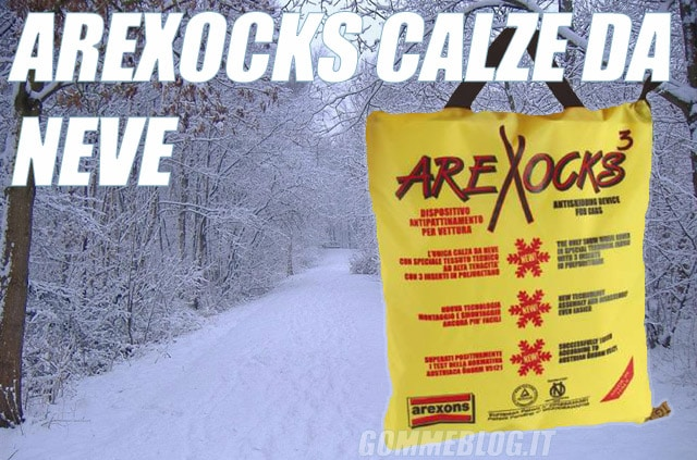 Calze da Neve Arexocks by Arexons