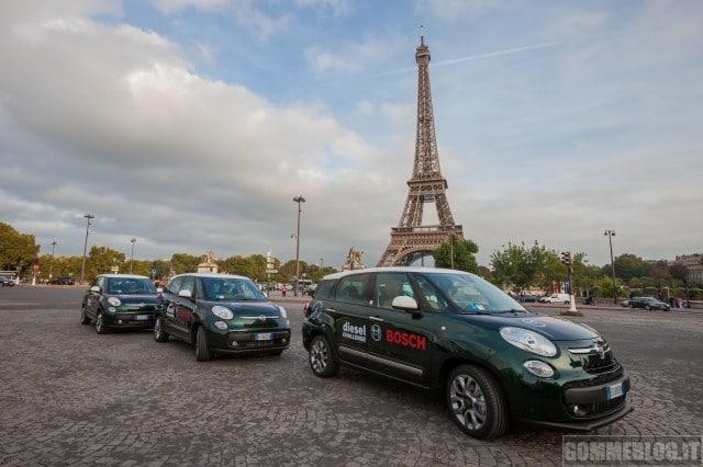 """Goodyear al fianco di Bosch e Fiat nella """"Diesel Challenge"""""""