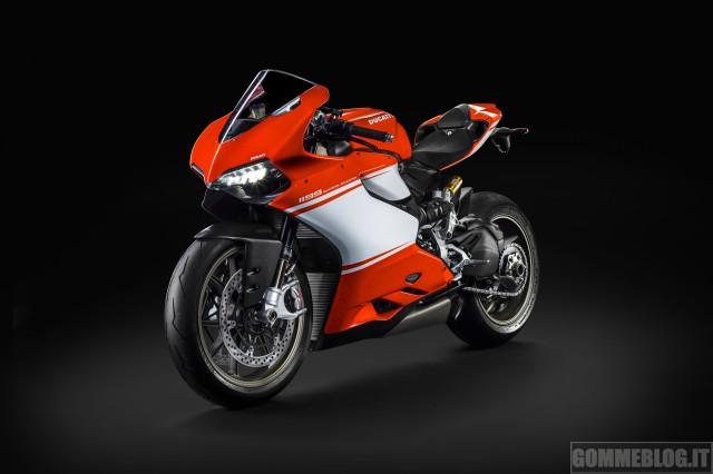 Ducati 1199 Superleggera: Progettazione senza limiti