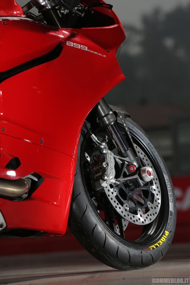 Ducati 899 Panigale Pirelli - 3