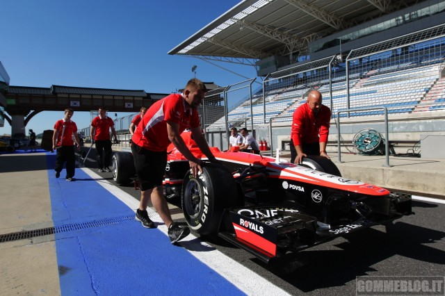 Formula 1 Corea: Prove Libere