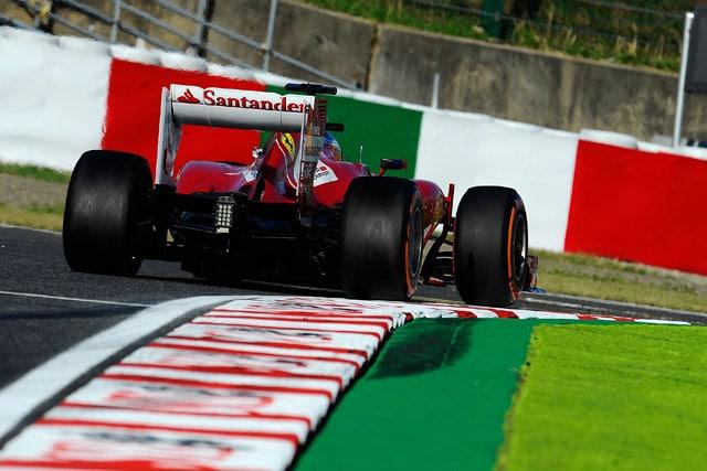 F1 India: Ferrari, in zona punti, non in prima pagina. Report di Gara 7