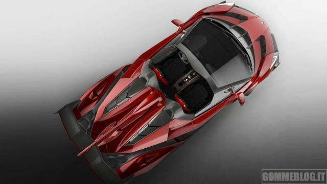 Lamborghini Veneno Roadster - 0