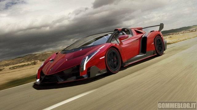 Lamborghini Veneno Roadster - 2