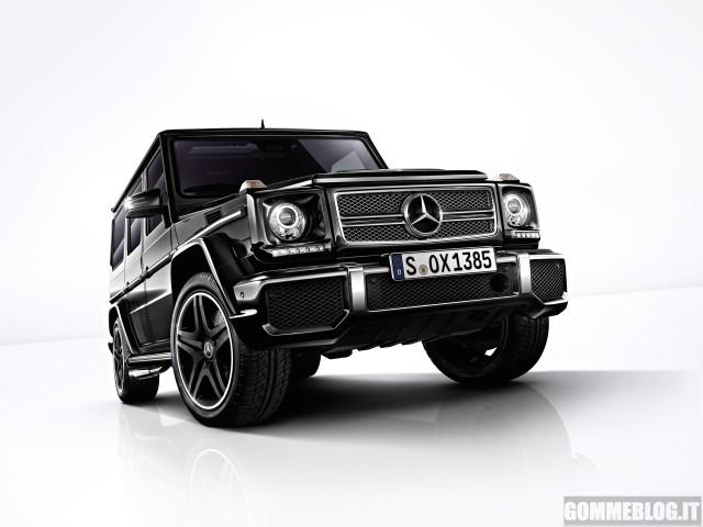 Mercedes G 65 AMG: 612 CV di off-road estremo al 4×4 Fest 2013 Carrara