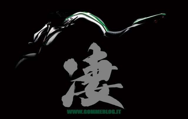 Nuova Kawasaki Z1000: Presentazione a EICMA 2013