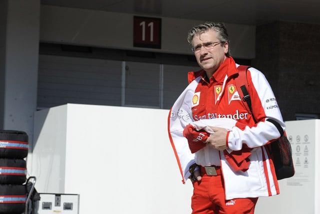 F1: Pat Fly ci parla della Ferrari, tanto lavoro, presente e futuro