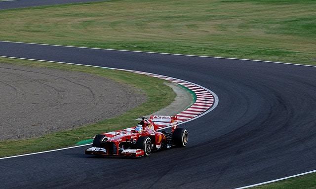 F1 GP del Giappone – Alonso 4°, Massa 10°