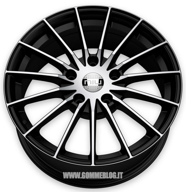 I Cerchi in Lega NIU by Laidelli Wheels sbarcano a Essen 2014