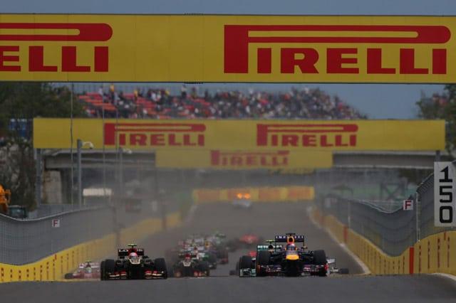 Formula 1: Vettel trionfa in Corea e si avvicina al titolo mondiale