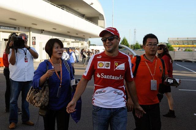 """F1 GP del Giappone – Massa: """"Posso portare molto a un team"""""""