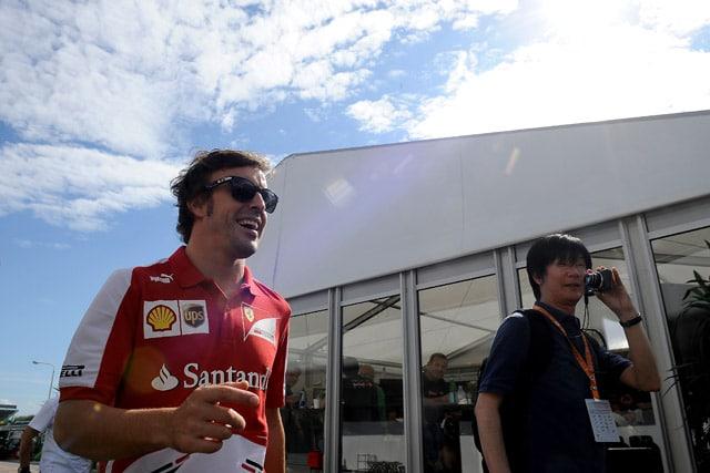 """GP dell'India – Alonso: """"Sono nella migliore forma della mia vita"""""""