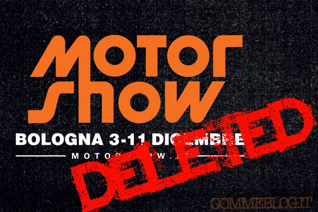Motor Show di Bologna: quast'anno non si farà