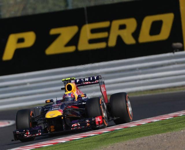 Formula 1: Gran Premio del Giappone 2013 – Qualifiche