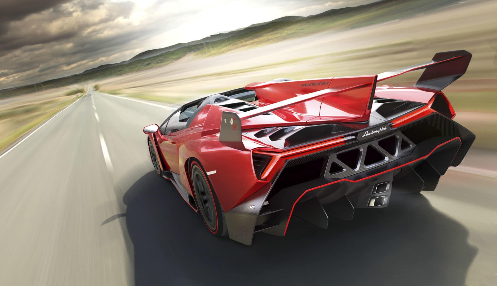 Lamborghini Veneno Roadster – Un capolavoro di ingegneria e design