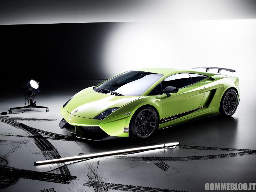 Lamborghini Gallardo: Prodotto l'Ultimo Esemplare