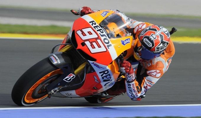 Marc Marquez è Campione del Mondo MotoGP 2013