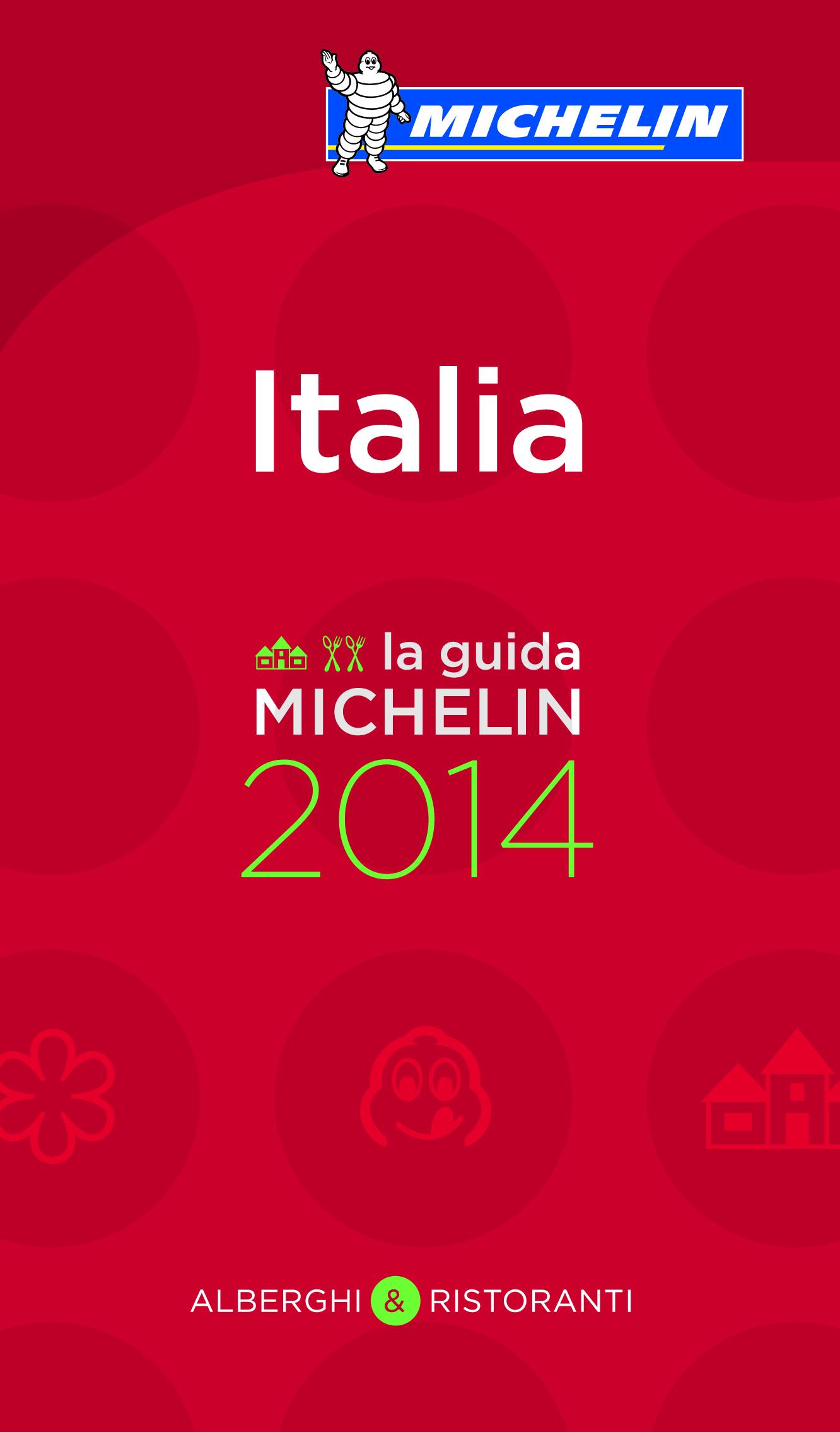 Guida MICHELIN Italia 2014: boom di novità e di stelle