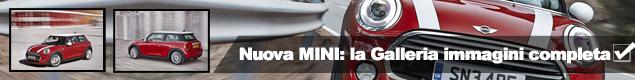 Nuove MINI Cooper e Cooper S 2014