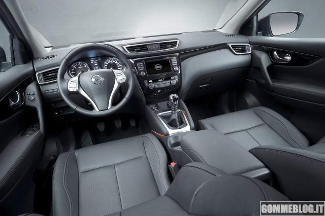 nuovo Nissan Qashqai - 13