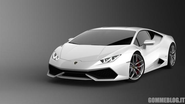 Lamborghini Huracan LP 610-4 - 0