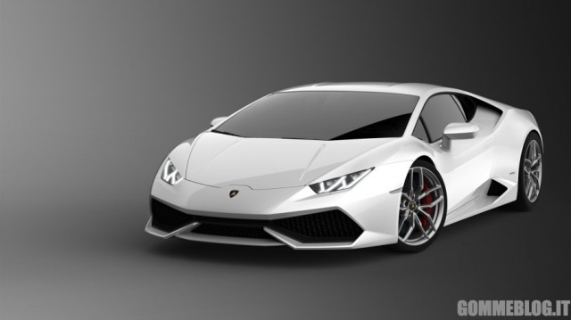 Lamborghini Huracán LP 610-4: Caratteristiche e Dettagli