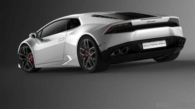 Lamborghini Huracan LP 610-4 - 2
