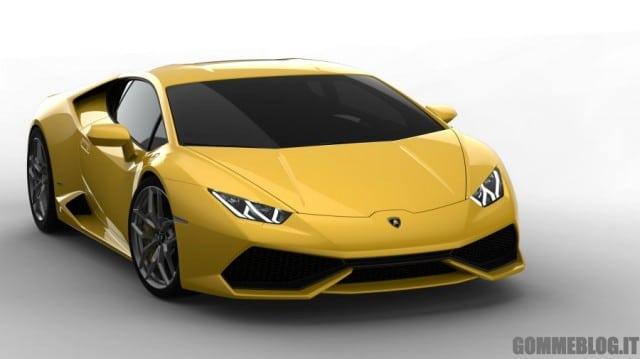 Lamborghini Huracan LP 610-4 - 7