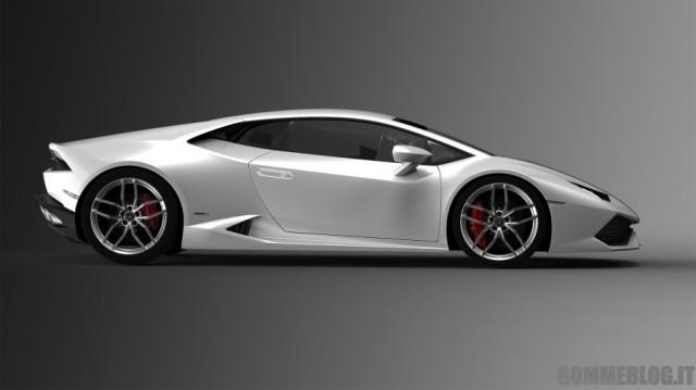 Lamborghini Huracan LP 610-4 - 8