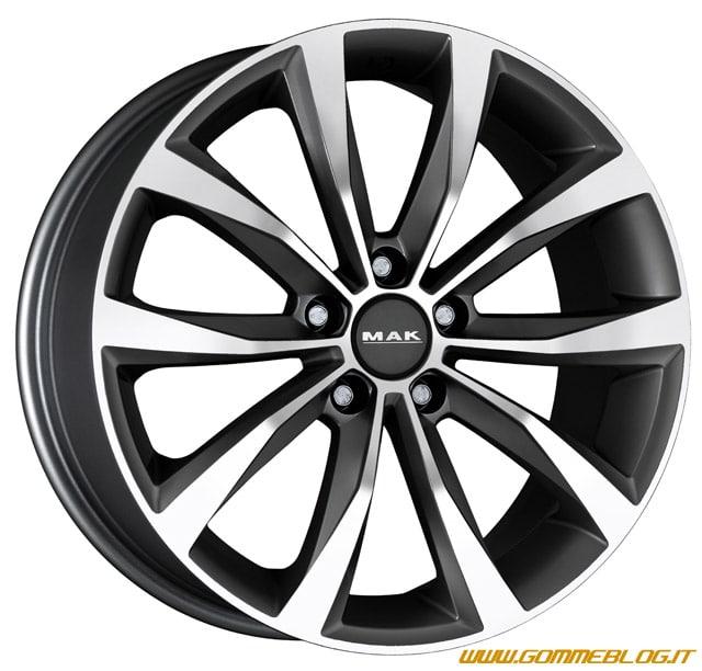 Cerchi in Lega MAK WOLF: i nuovi cerchi pensati per le Volkswagen