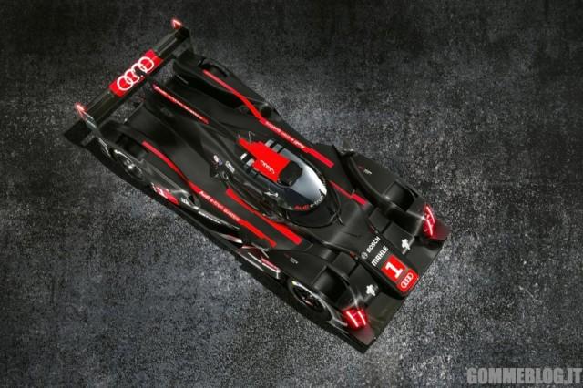 Nuova Audi R18 -2