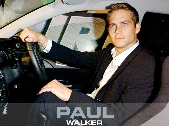 "Muore Paul Walker, Star di ""Fast and Furious"" in un incidente"