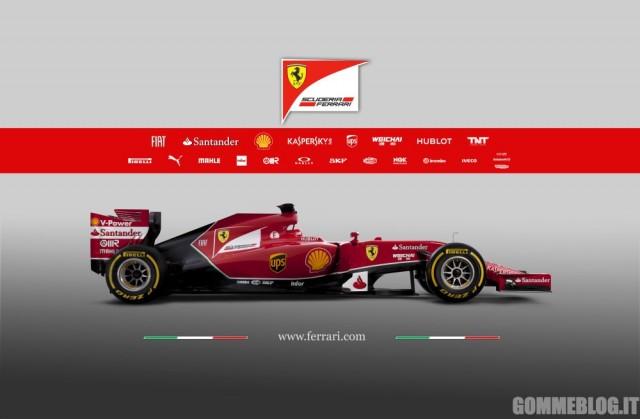 Ferrari F14 T - 2