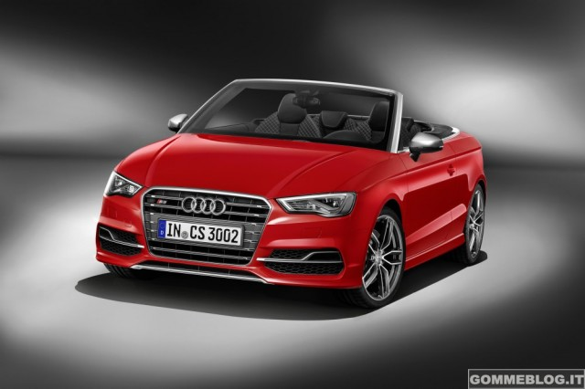 Audi S3 Cabriolet - 0